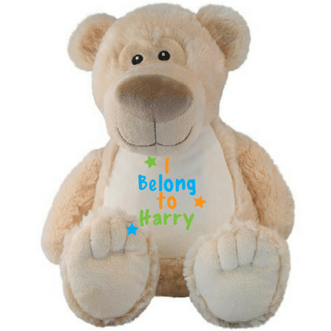 Personalised Bear