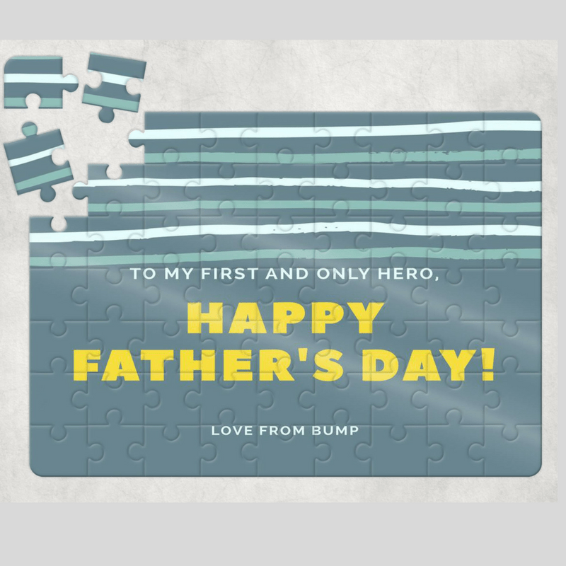 Happy Father's Day From Bump Jigsaw