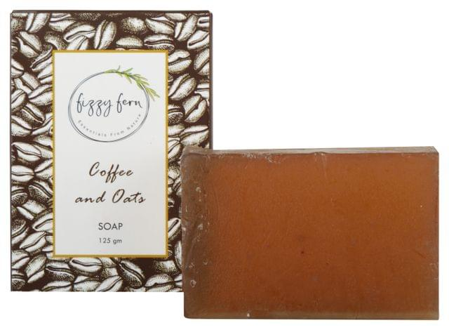 Coffee & Oats Soap