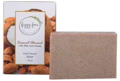 Coconut, Almond Soap with Milk & Honey