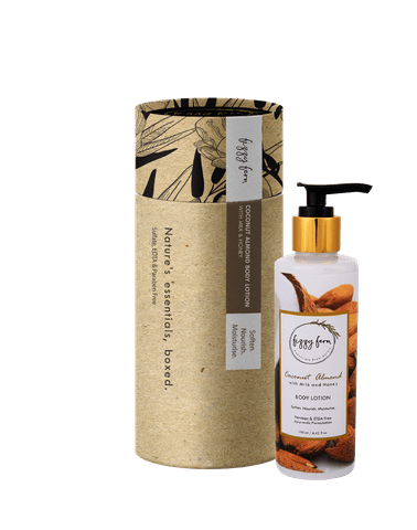 Coconut Almond Body Lotion with Milk & Honey