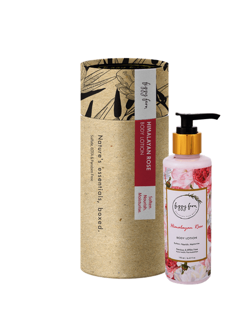 Himalayan Rose Body Lotion