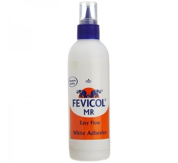 Fevicol Easy Flow Squeezy Bottle 100 gms (pack of 2)