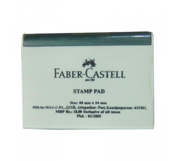 Faber Castell  Green Stamp Pad- Small