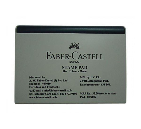 Faber Castell Green Stamp Pad-Medium