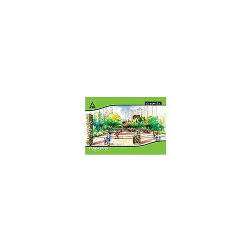 Classmate Drawing Flexi Notebook 40 pages B5 Size (pack of 12)