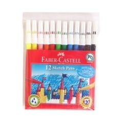 Faber Castell Sketch Pens - Pack Of 12
