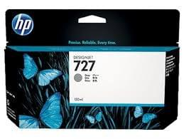 HP 727 130ml  Gray Ink Cartridge (B3P24A)