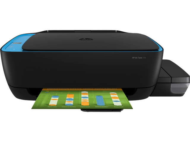 HP  319 INK TANK  Aio Printer