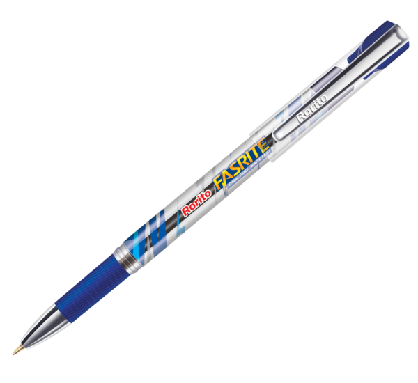 Rorito Fasrite Ball Pen Blue