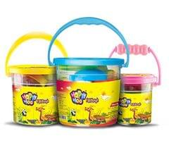 Rorito Happyhoo Medium Play Dough Set