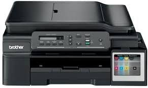 Brother DCP-T710W Wireless Photo ADF Refill Tank System Multi-function Printer