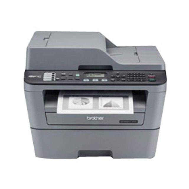 Brother Solutions Centre MFC L2701DW Mono Multifunction Laser Printer