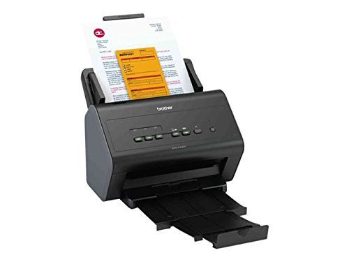 Brother ADS-2400N Network Document Scanner for Mid to Large Size Workgroups (up to 1,200 x 1,200dpi)