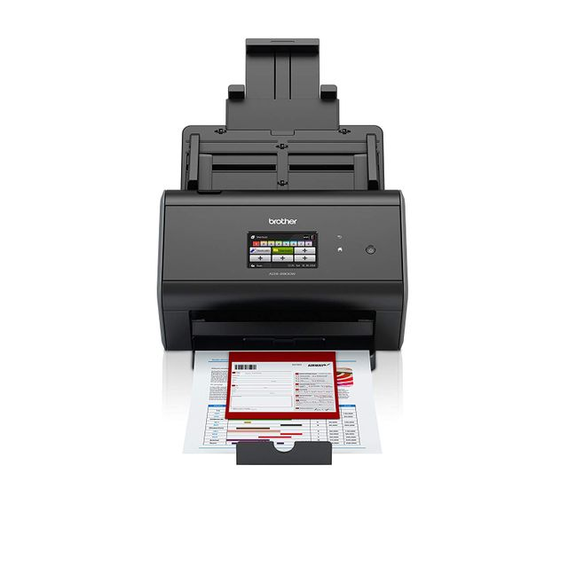 Brother ImageCenter ADS-2800W Wireless Document Scanner,