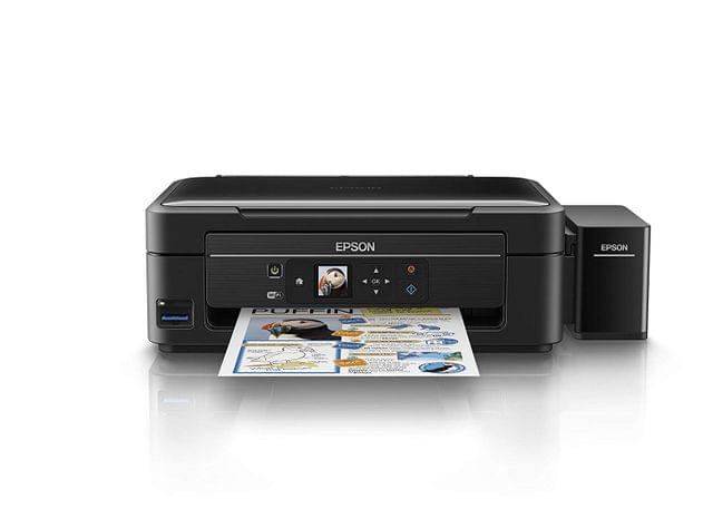 Epson L485 Wi-Fi Inktank Printer