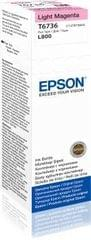 Epson T6736 L800 Light Magenta Ink Bottle