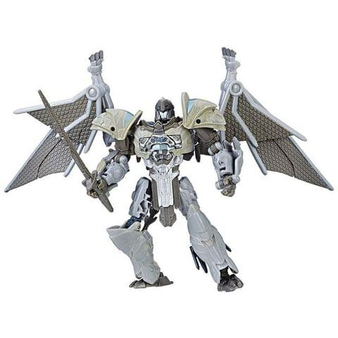 Transformers The Last Knight Premier Deluxe Edition Steelbane