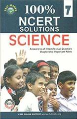 100% NCERT Solutions - Science (Class 7)