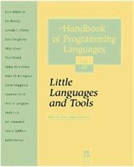 Handbook of Programming Languages: Little Languages and Tools v.3