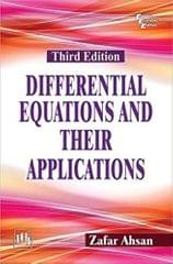 Differential Equations & Their Applns. Ed.3