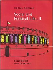 Social and Political Life Part - 2 Textbook in Social Science for Class - 7