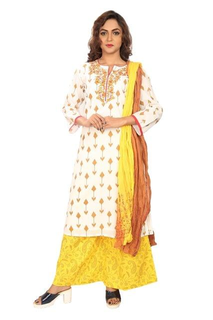 NEHRIKA YELLOW