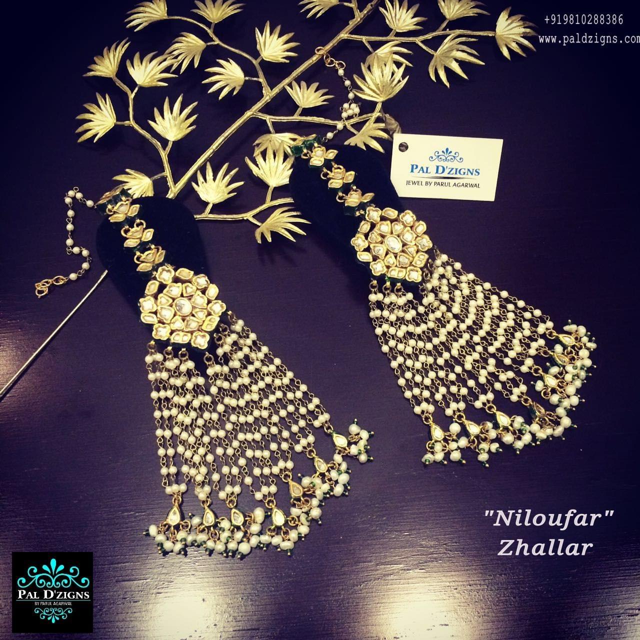 Nilofuar Zhallar Earrings