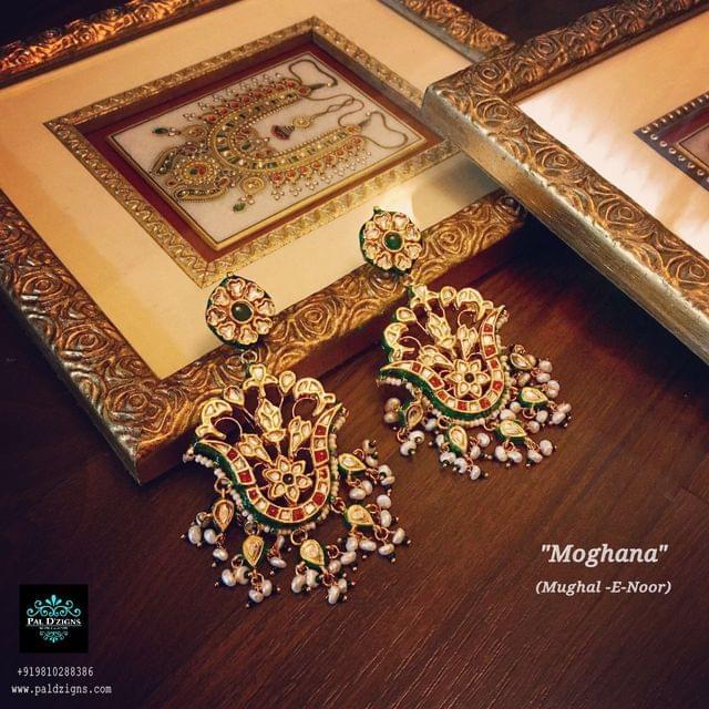 Moghana Earing