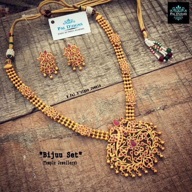Bijuu Set - South india jewellery