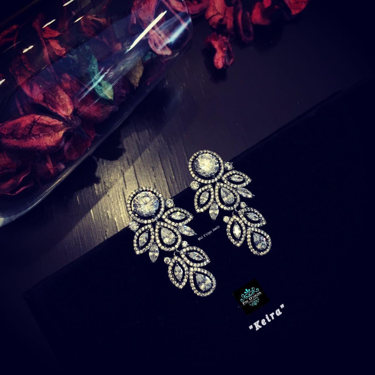Keira Diamond Earings