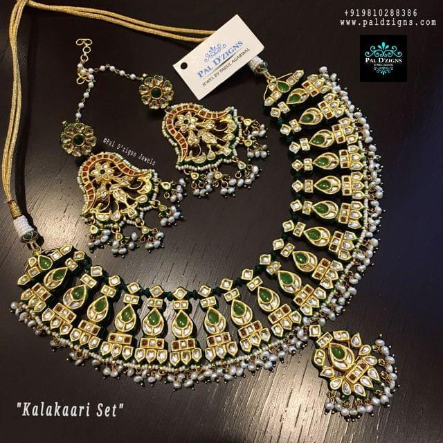 Kalakaari Necklace set