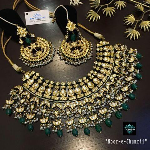 Noor-E-Jhumrii Bridal Set