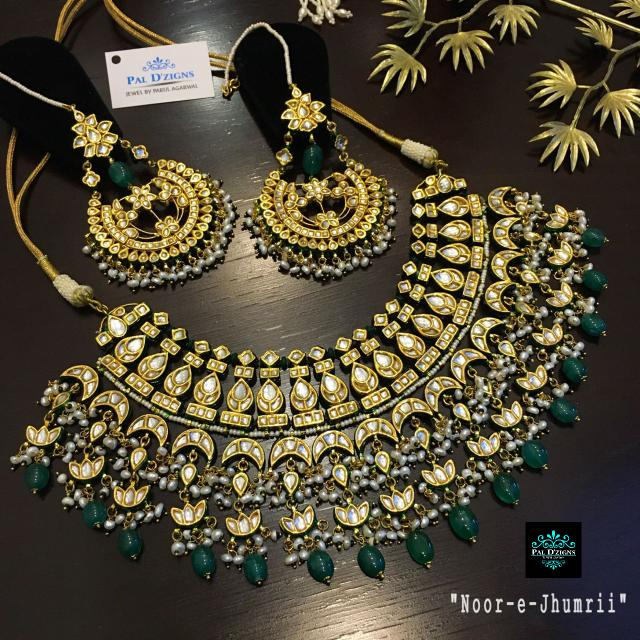 Noor-E-Jhumrii Bridal Set