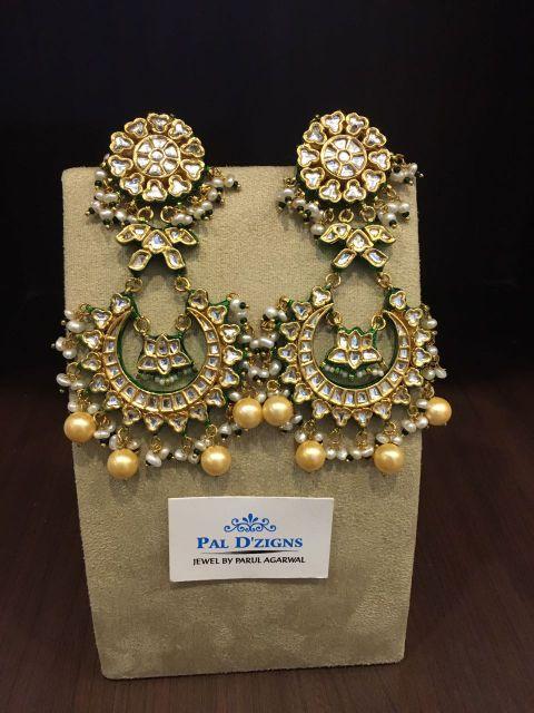 Noorani Kundan Earings