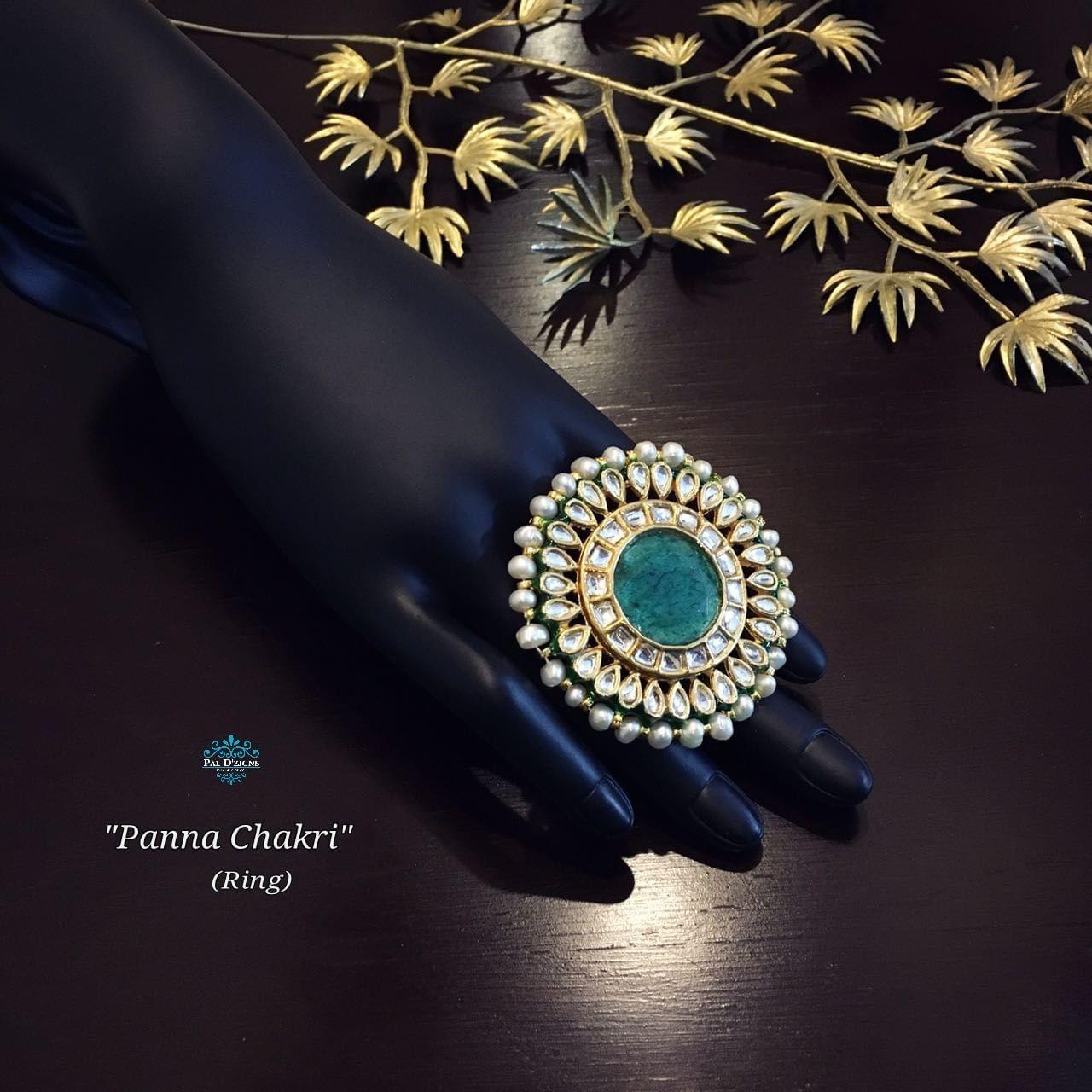 Panna Chakri Ring