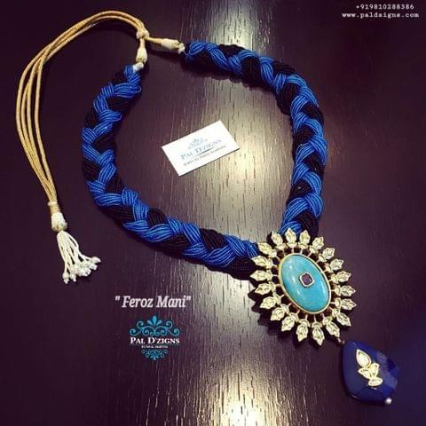 Feroz Mani  kundan necklace