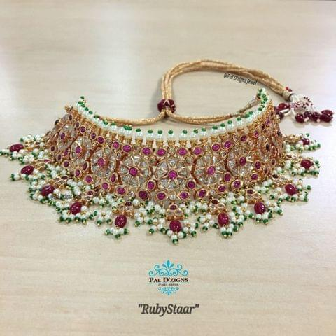 RubyStaar Necklace set