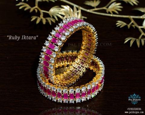 Ruby Iktara Bracelet
