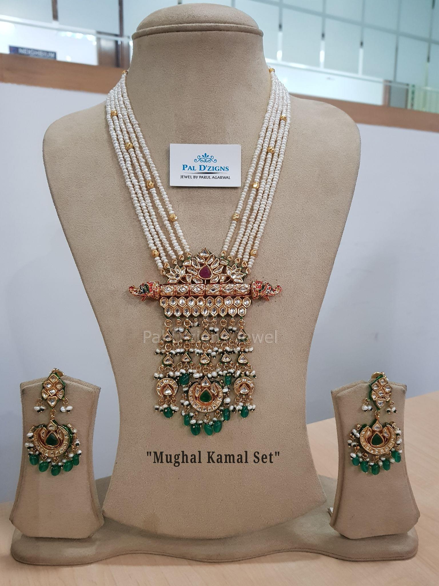 Mughal Kamal (Long Set)