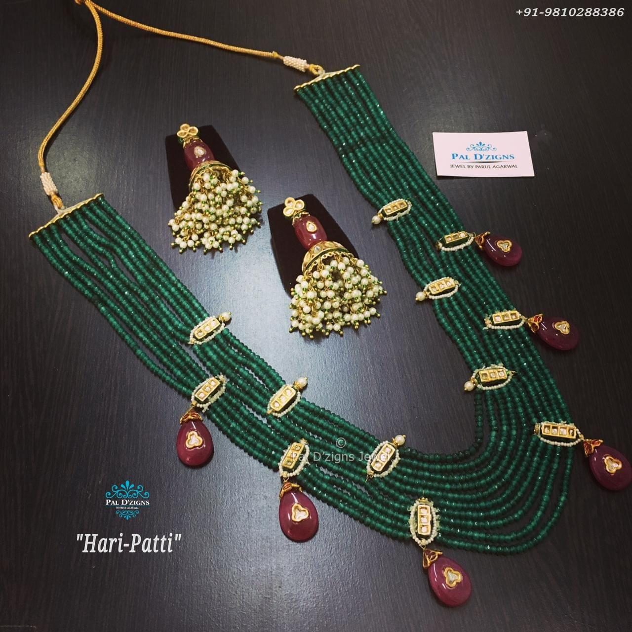 Hari - Patti Necklace Set