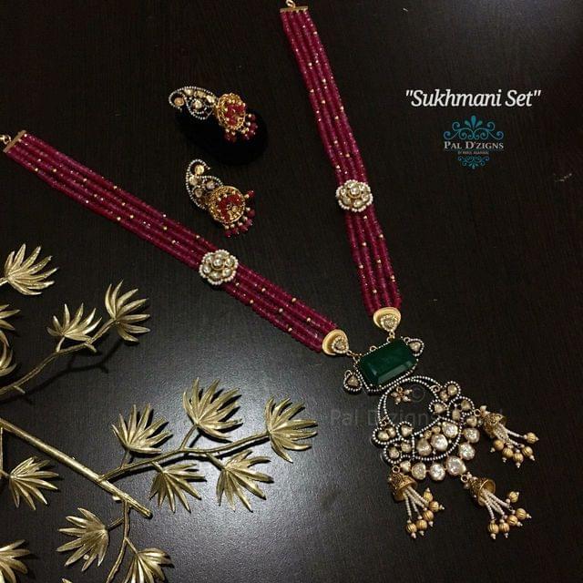 Sukhmani Kundan set