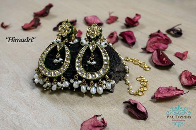 Himadri Kundan Earings