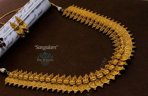 Sangalam Temple Jewellery