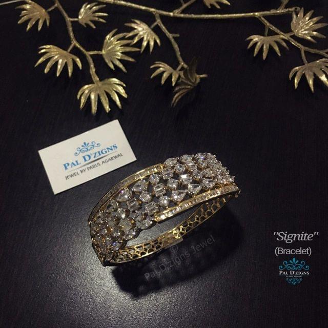 Signite Diamond Bracelet