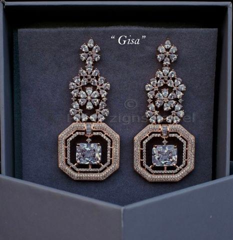 Gisa Diamond Earing