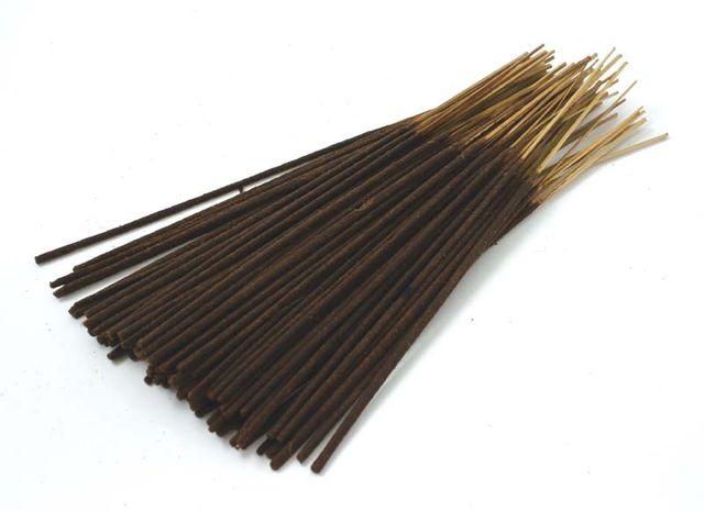 Purpledip Incense Sticks (Agarbatti) Gift Set For Prayer Meditation At Home Temple: 7 Classy Fragrances  Sandalwood/Musk Amber/Patchouli/Nightqueen/Rose/Jasmine/Lotus (11010)