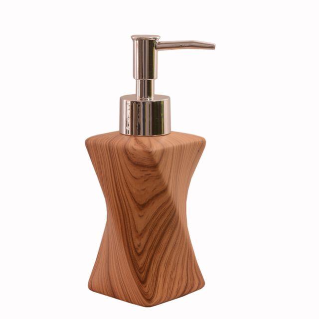 Purpledip Ceramic Liquid Soap Dispenser (11030)
