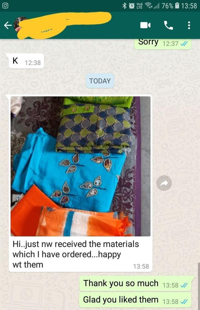 Just now received the materials.. i have ordered.. Happy with them - Reviewed on 28-Jan-2019