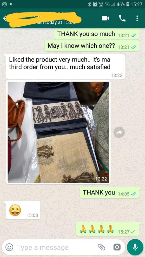 Liked the product very much... It's third order from you... Very so much satisfied... Nice. -Reviewed on 15-Mar-2019